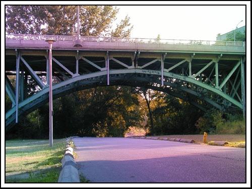 Rainbow Bridge by silvina