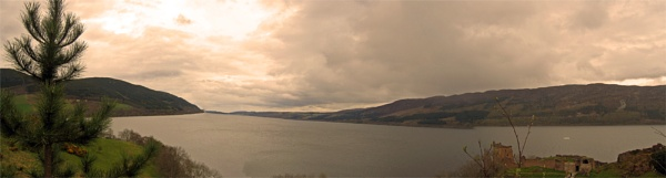 Loch Ness Panorama by dicko58