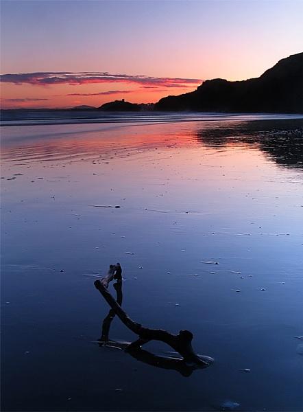 Black Rock Sands by mrarth