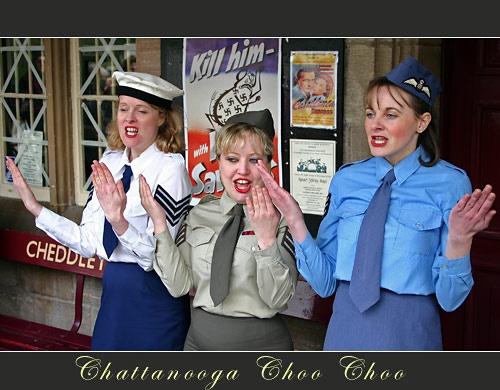 Chattanooga Choo Choo by obz_uk