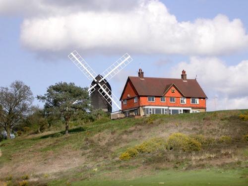 Reigate Heath Windmill by NorahF