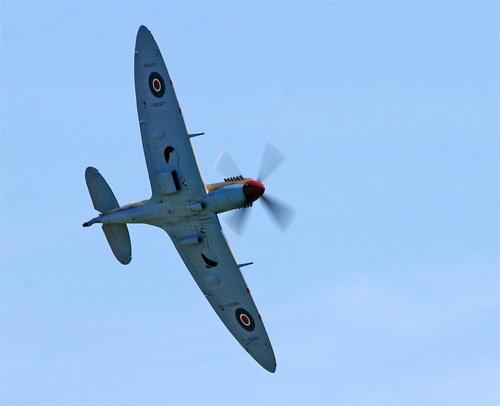 Spitfire by big fella