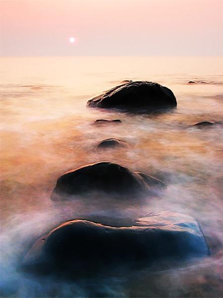 Llandanwg Sunset by mrarth