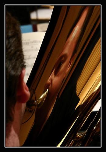 Tuba by simon butterworth