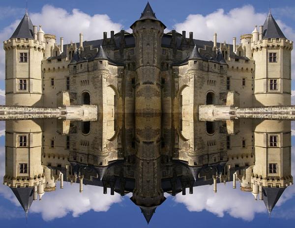 Fantasy Castle by johnriley1uk