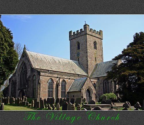 The Village Church by obz_uk
