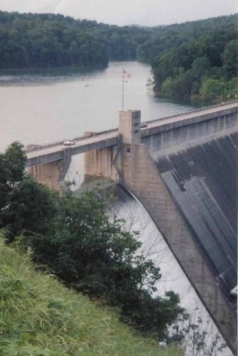 Norris Dam by Jordan
