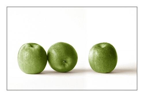 Apples by JohnHorne