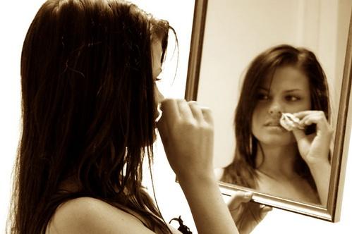 Mirror by LinneaFrank