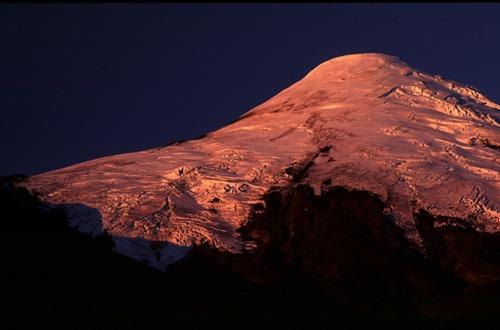 Volcanoe Osorno by AlanMD