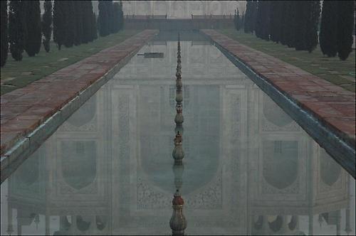 Taj Mahal by Philip Mc