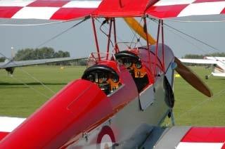 Bi-Plane by ericcarpenter