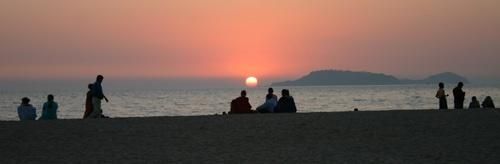 Goa Sunset by mkenney