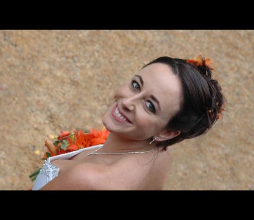 Wedding Day Smile by sferguk