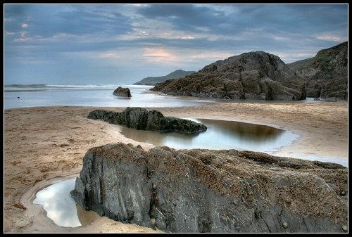 The Beach II by kjs