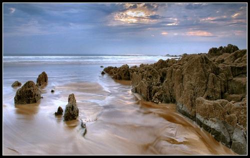 The Beach III by kjs