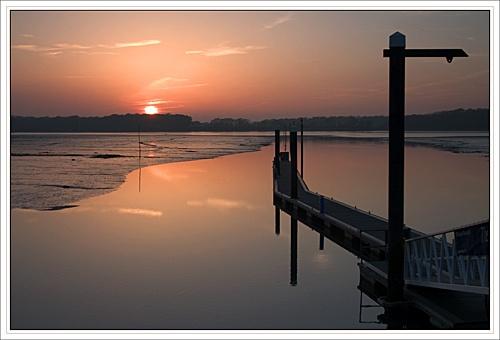 Hangmans Sunset by stevo_h