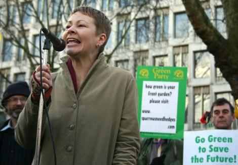 Caroline Lucas MEP by markmurton