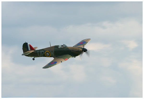 Hawker Hurricane MK1 by dougv
