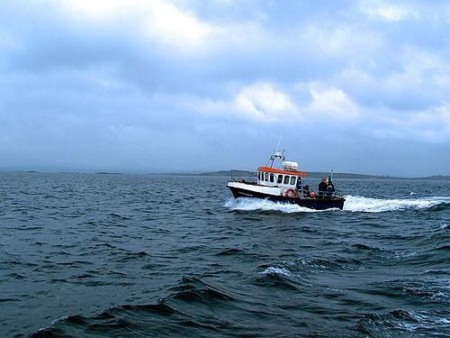 Ferry Crossing by corkonian