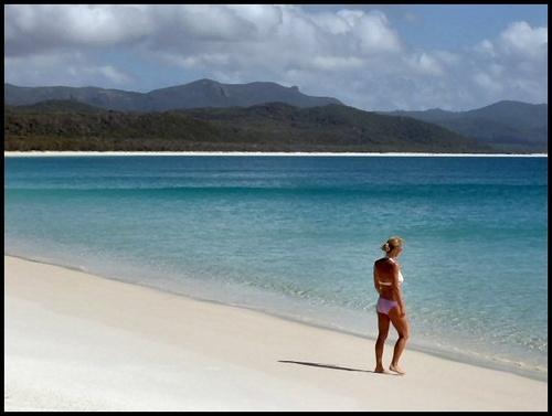 Beach by stevearm