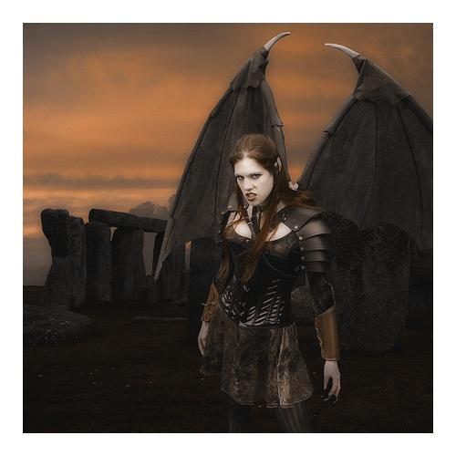 guardian of henge by mwatkins9801