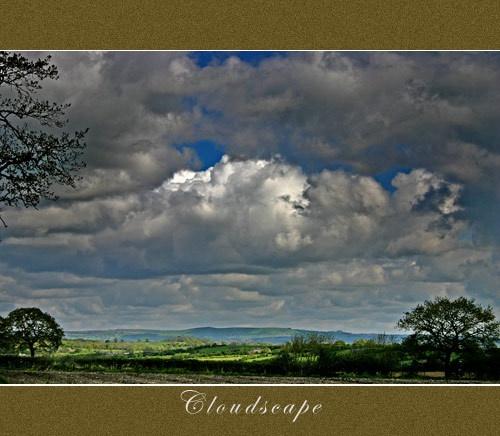 Cloudscape by obz_uk