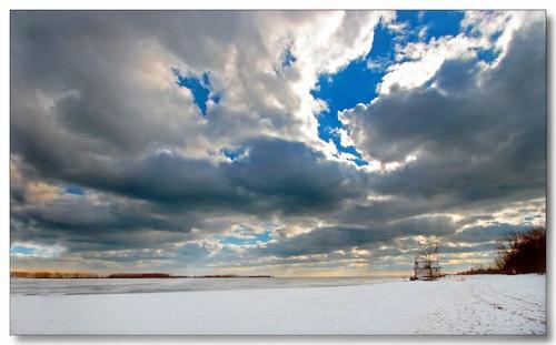 Winter Sun by banehawi