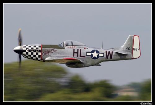 P-51 Mustang by Dimitris