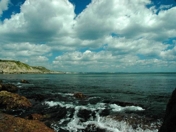 Dorset Coast by Beardy
