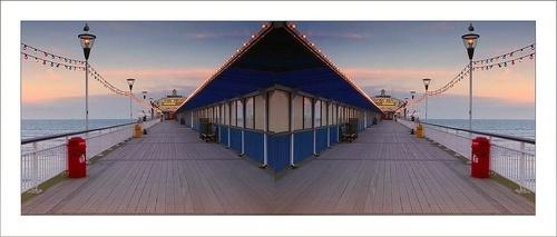 Pier Lights by debster
