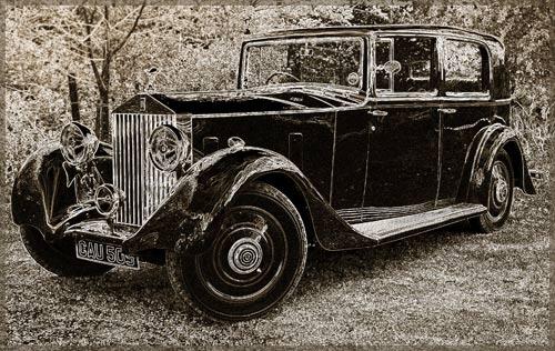 Rolls Royce Fantasy by obz_uk