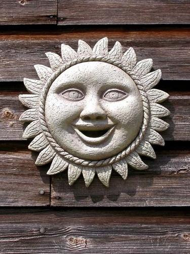 Sun Plaque by NorahF