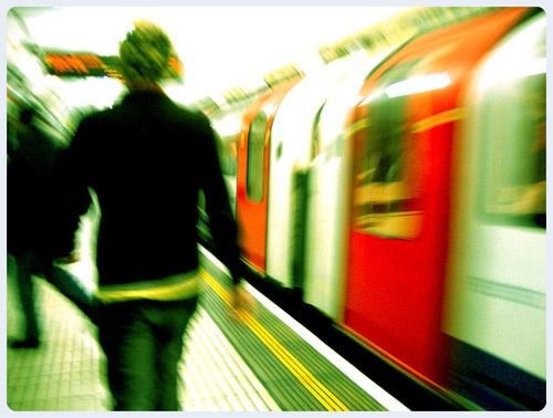 Underground Rat Race by sbeck