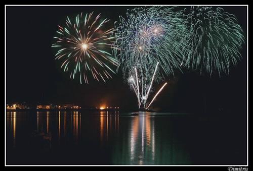 Fireworks by Dimitris