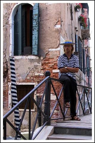 Gondolier by GillyB