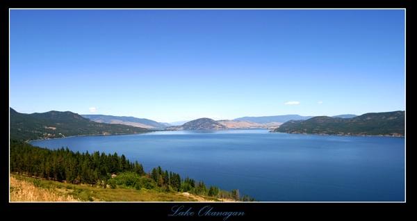 Lake Okanagan by GillyB
