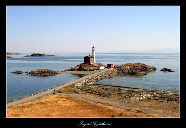 Fisgard Lighthouse by GillyB