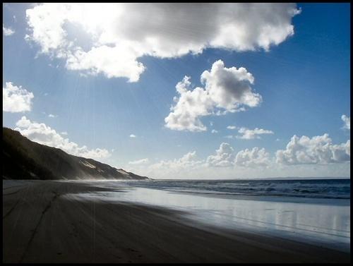 Fraser Island by stevearm