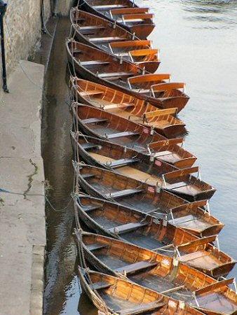 River Boats by bono