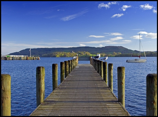 Ambleside, Lake District by Stevo