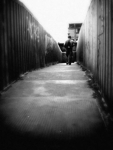 Bridge The Gap by sbeck