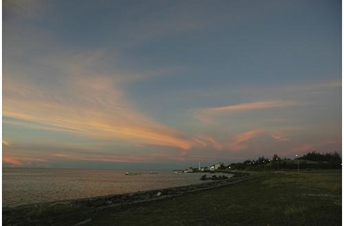 Dawn by mariner