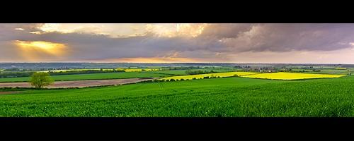 Shelford panorama by Ewan