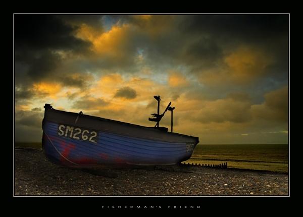 Fisherman\'s friend by den2il
