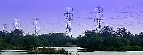 Power Lines by Hazard