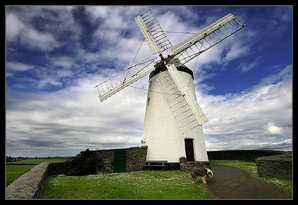 Ballycopeland  Windmill by declanh
