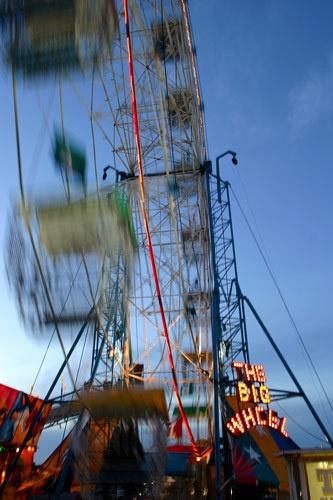 The Big Wheel by adamm