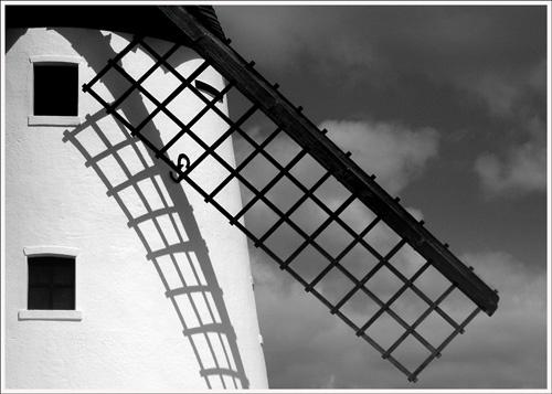 Lytham Mill. by victorburnside