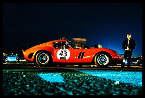 Ferrari at Le Mans by smarjoram